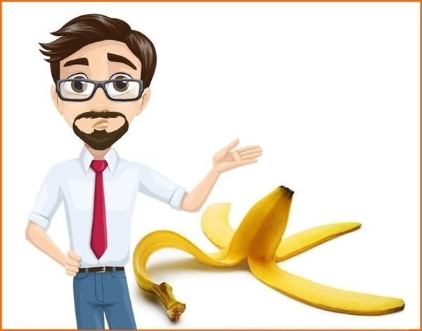 Alex e la Buccia di Banana